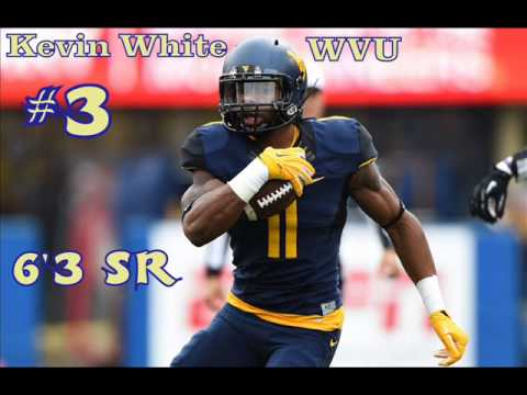 2015 NFL Draft Top 10 WRs Wide Receivers