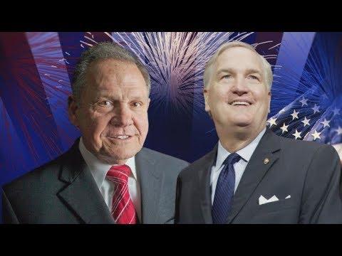 WATCH: Luther Strange and Roy Moore Debate  Ahead of Alabama GOP Senate Runoff