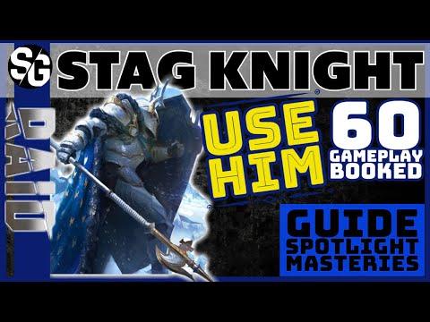 RAID SHADOW LEGENDS | STAG KNIGHT BEST NEW CHAMPION
