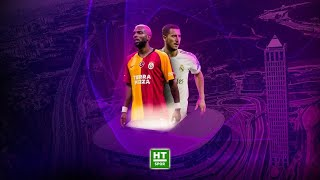 Galatasaray - Real Madrid maçı CANLI YAYIN