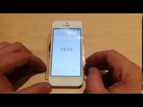 desbloquear iphone 5s robado icloud