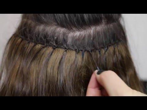 Haarverlangerung microbellargo