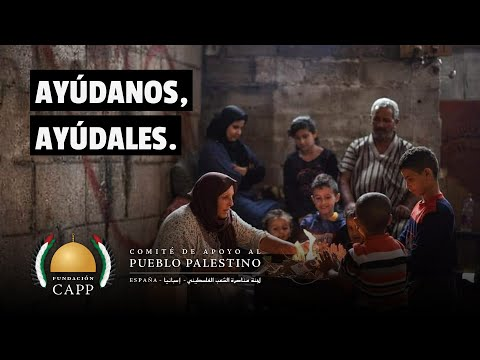Este invierno, el pueblo de Palestina necesita tu apoyo