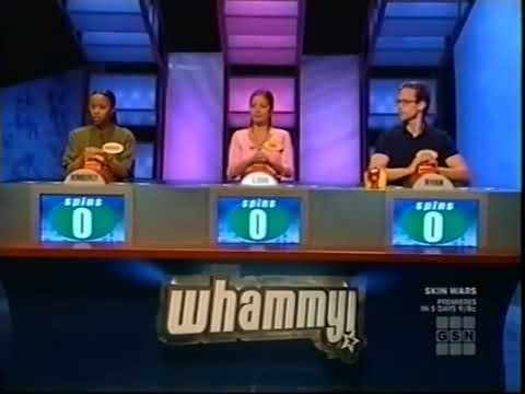 Whammy! The All-New Press Your Luck: Kimberly/Lori/Ryan