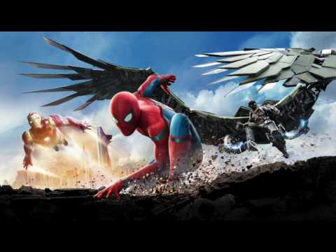 Spiderman (2017) Homecoming Ending Ost. (RAMONES - Blitzkrieg Bop)