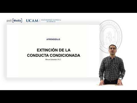 Aprendizaje - Condicionamiento Instrumental II - Manuel Sebastián Carrasco