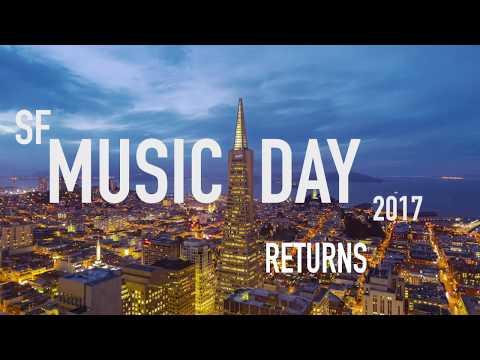 SF Music Day 2017 - 10th Anniversary