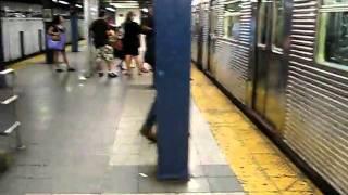 Subway Arrival