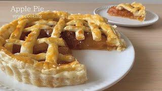 Apple pie | syun cooking's recipe transcription