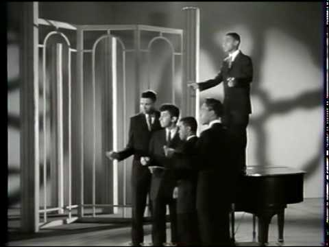Frankie Lymon & The Teenagers- Fortune Fellows.AVI