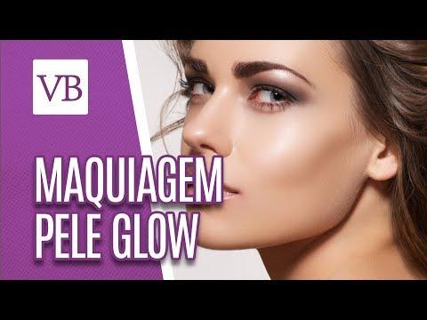Maquiagem GLOW - Você Bonita (13/09/18)