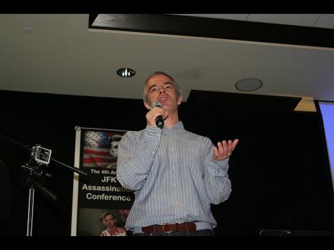 SHANE O'SULLIVAN JFK Conference Dallas 2016