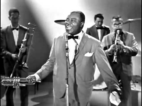 Mack The Knife - live in australia - Louis Armstrong GRAND RETRO 1964