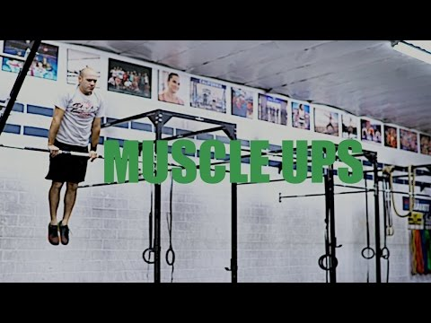 Get HOW TO IMPROVE MUSCLE UPS (Paradiso CrossFit) Pictures
