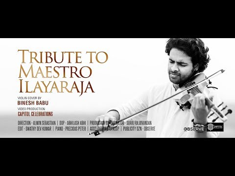 Capitol Celebrations: Tribute to Maestro Ilayaraja_ Violin_Capitol Celebrations Cochin