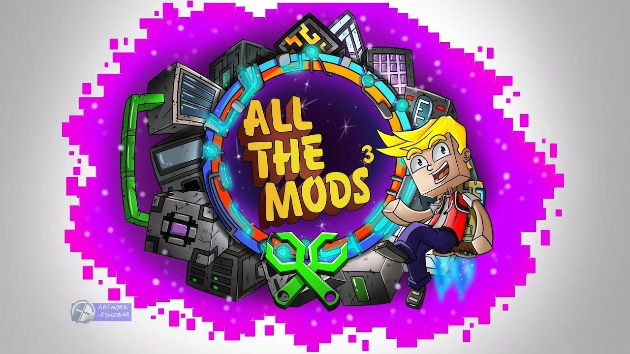 Das NEUE Projekt! - #1 - All The Mods 3 - Minecraft 1 12 Modpack