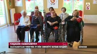 Gündem | Galatasaraylılar Yurdu Cumhuriyet Bayramı (29 Ekim 2017)