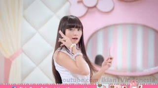 Iklan Softex Slim Fit My Melody Stella Cornelia JKT48