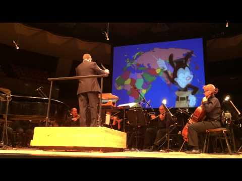 Animaniacs Live! 2014: Nations of the World