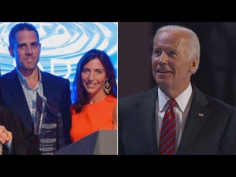 Expert Discusses Coupling Of Beau Biden