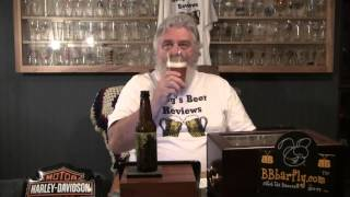 Beer Review # 1057 Three Floyds Brewing Zombie Dust