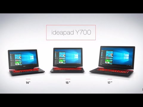 It is coming... The Lenovo IdeaPad Y700 Gaming Laptop - Commentary