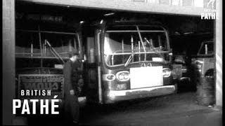 New York Transport Strike Ends (1966)