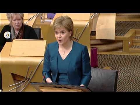 FMQs: Oh dear, has Nicola Sturgeon been misleading parliament again?