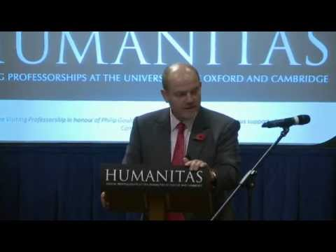 Humanitas: Mark Thompson at the University of Oxford, Lecture Two