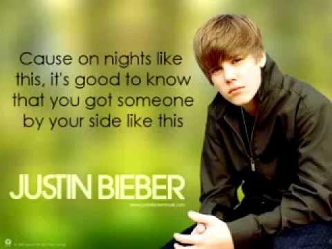 Justin Bieber - Forever ( Lyrics )