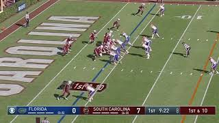 Top 10 Gamecock Football moments 2017