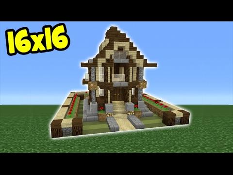 Minecraft House Build Tutorial Muat Turun H