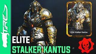ELITE STALKER KANTUS GAMEPLAY! - Gears of War 4 Multiplayer Character Gameplay (GOW4 STALKER KANTUS)