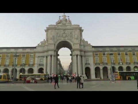 Lisboa em época natalícia... - 02/12/2015