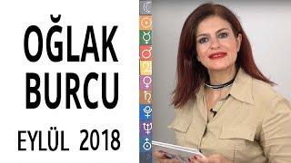 Oğlak Burcu Eylül 2018 Astroloji
