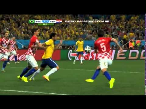 Brasil 3   Croacia 1