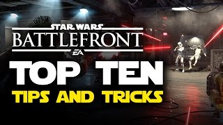 Star Wars Battlefront: Top 10 Tips & Tricks! A Multiplayer Online Walkthrough (SWBF Gameplay)(Check out Star Wars Battlefront at: http://bit.ly/1Wj7KaA Sponsored by EA Ronku. And here's our Star Wars Battlefront 3: Top 10 Tips & Tricks! A Multiplayer ..., 2015-11-19T16:46:42.000Z)