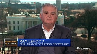 Former Transportation Secretary: The FAA should ground the 737 Max