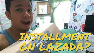 How to | Installment without credit card on Lazada