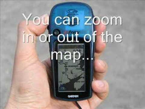 Garmin etrex GPS Instructions - Part1