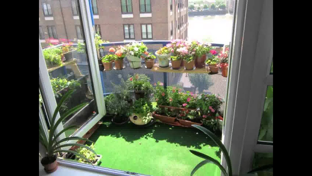 Small Home indoor garden ideas - YouTube