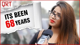 no lessons learned   republic day special 2017   social experiment in india   quick reaction team