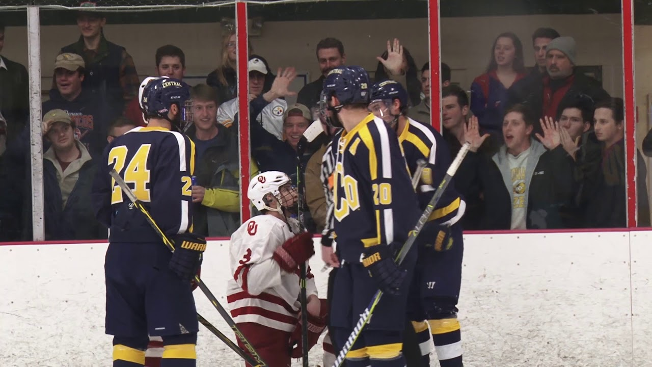 OU vs. UCO - OU Hockey - YouTube 2840ffc4ce5