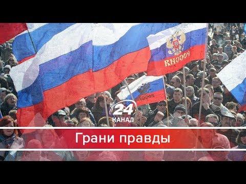"""Зачем на самом деле создали """"русский мир"""" и """"духовные скрепы"""", Грани правды"""