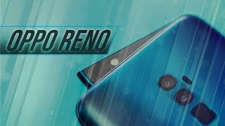 Oppo Reno Hands-on: Shark Fin Selfie Shooter!