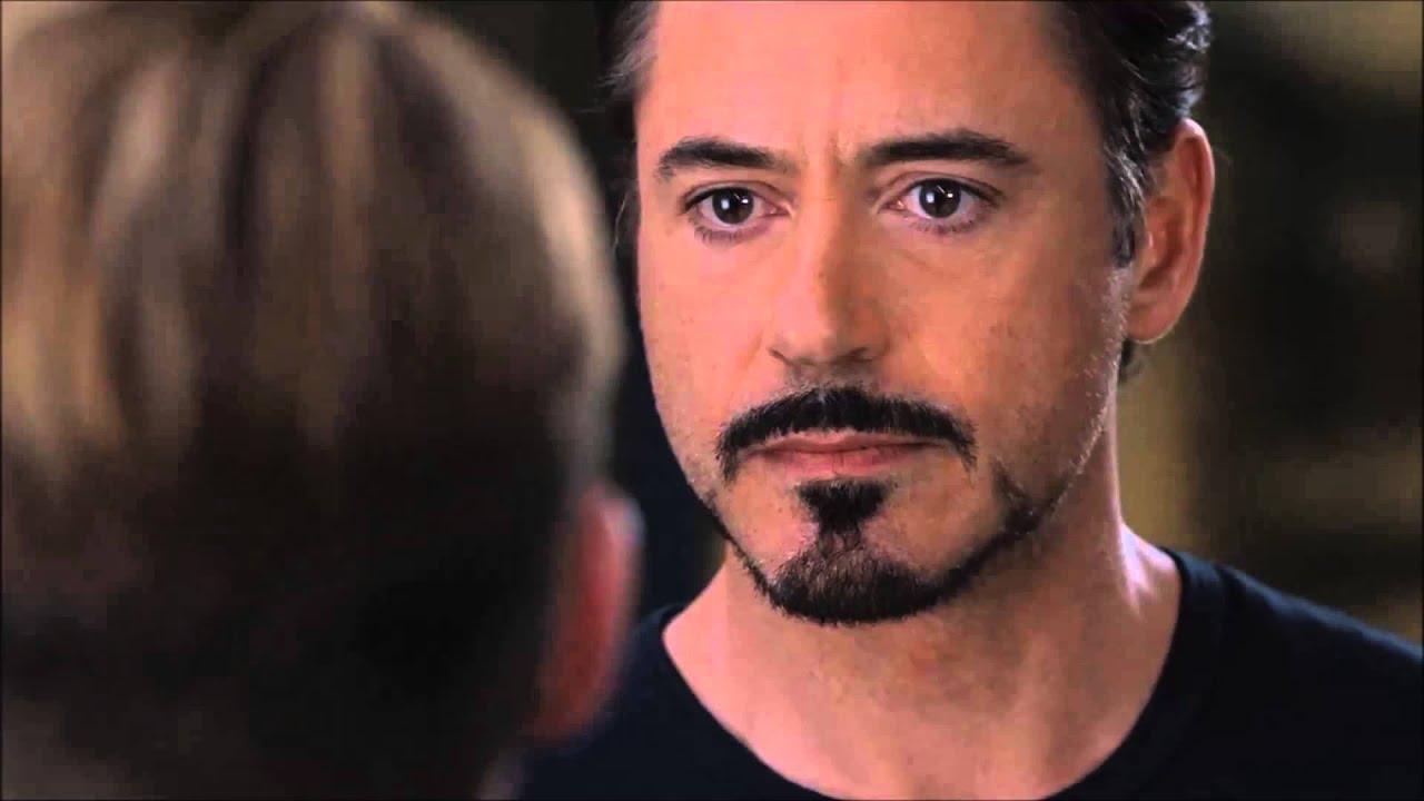 Tony Stark Owns Captain America - Best Lines Of The Avengers - YouTube