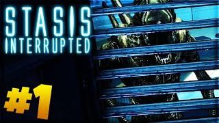 HIDE FROM THE ALIENS | Stasis Interrupted (Aliens: Colonial Marines DLC Part 1)