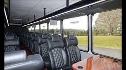 Washington DC Charter Bus Company | Luxury Executive Minibus, Shuttle & Limo Service in VA, MD & DC