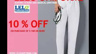 Coupons |cheap Nursing Scrubs|Lelo Uniforms