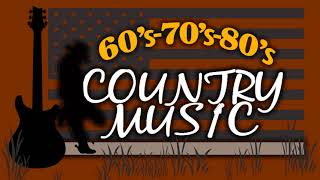 Top Hits 100 Classic Country Songs of 60s 70s 80s - Best Old Country Music of 60s 70s 80s
